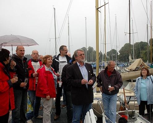 Bootstaufe Andreas Zöpfgen (26.09.2010)