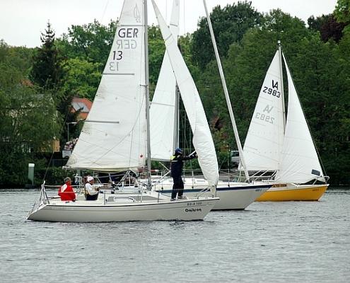 Clubwettfahrt 1 (05.05.2012)