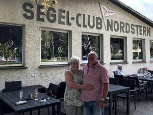 Sylvia und Wolfmar Weber, Wirtsleute 1991-1993