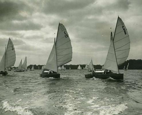 Tegler See, Herbst 1930
