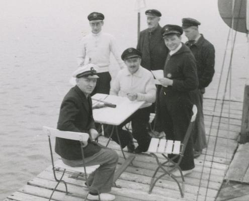 Otto Lerm, Sonderklasse, Wilhelmsruh