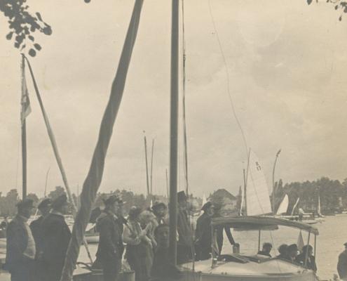 Absegeln beim Segel-Club Frithjof-Haveleck
