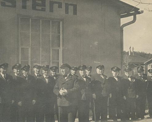 SCN Bootstaufe, 6 Schiffe, Kurt Weck