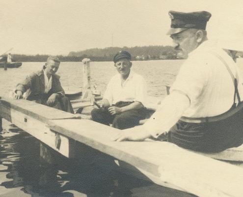 Wilhelm Paulisch und Alfred Lietzke