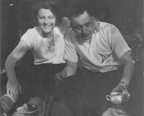 Hilde und Kurt Richter