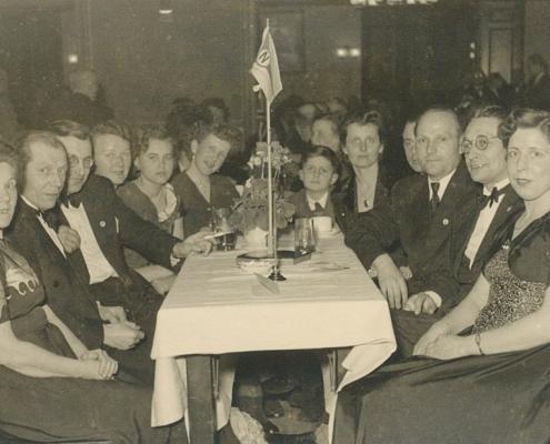 Preisverleihung Bezirk Tegel-Tiergarten 1951