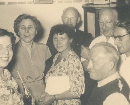 Frühlingsfest im SCN (hi. re. E. Scheller JSC)