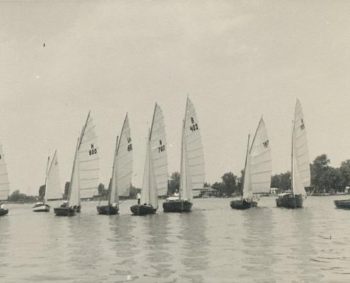 SCN Frühjahrs-Wettfahrt am 17.05.1953