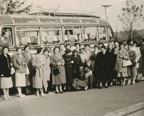 Ausflug der Damen
