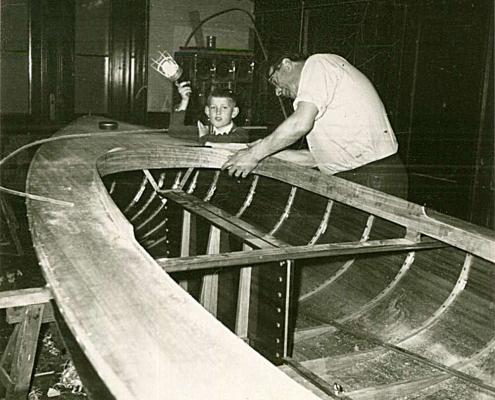 Manfred Richter und Erwin Walf