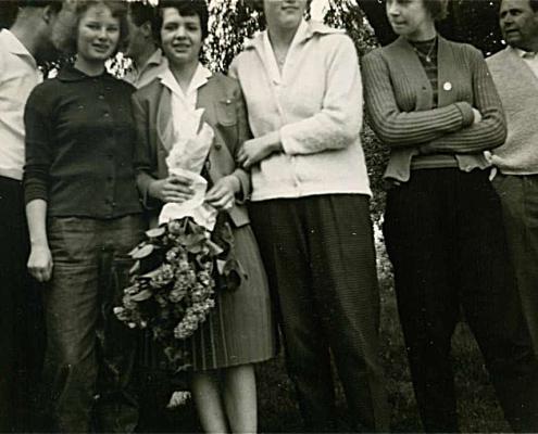 Renate Richter, Doris Segeletz, Sabine Trippens und Max Müller