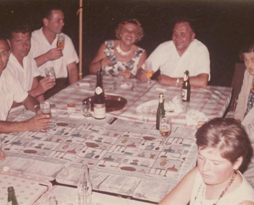 Sommerfest mit Freunden des Segler-Verein Stößensee SVSt