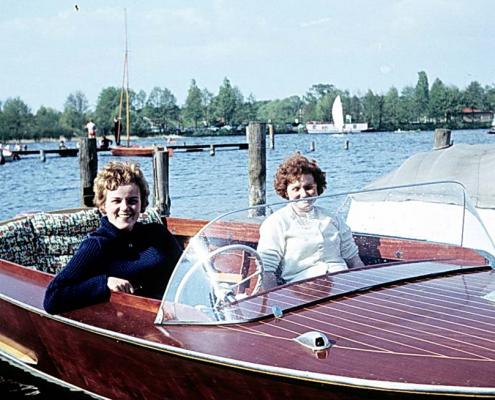 Doris Segeletz & Marianne Boss