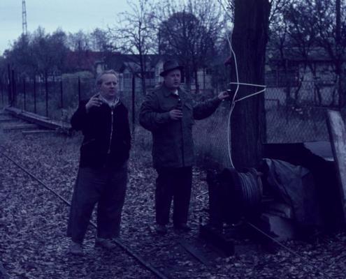 Aufslippen Herbst (Peter Tietsch & Horst Lechner)