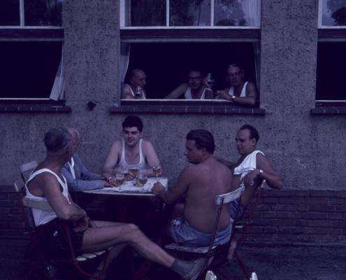 Sonntagszecher (Erich Krause, Klaus Braschoß, Heinz Boss & Klaus Liesecke)