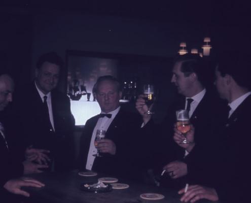 Karfreitag: Standerhissung (Rudi Holle, Wolfgang Birkner, Peter Tietsch, Dietrich Balzer & Hermann Wollinger)