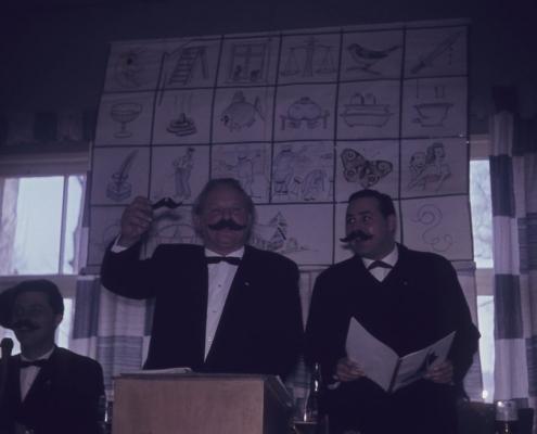 Karfreitag: Herrenkommerz (Werner Kunze, Peter Tietsch & Horst Küchlin)