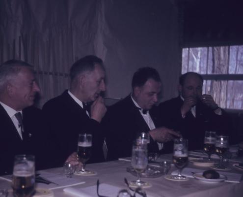 Karfreitag: Herrenkommerz (Rudi Rothermund, Erich Krause, Kurt Richter & Heinz Schneider)