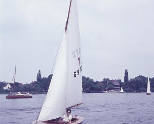 Jugend-Pirat G972 mit Christina Saegert
