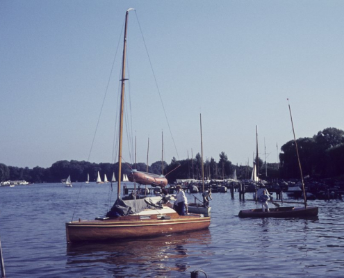 Regatta-Mutterschiff, Kurt Richter