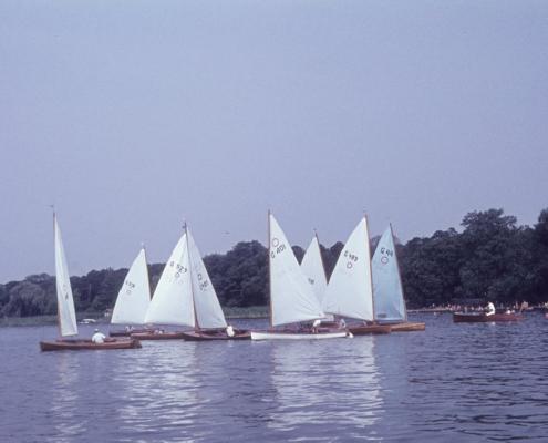 O-Jollenwettfahrt Tegeler See