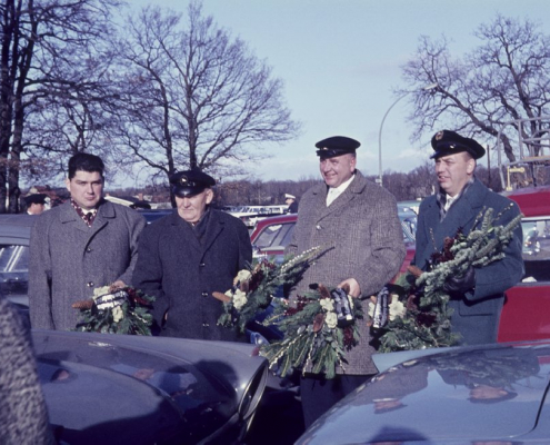 Gräber-Besuch, Bußtag (Klaus Braschoß, Robert Winkelmann, Kurt Richter & Rudi Holle)