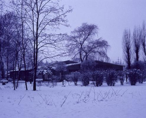 Winter im SCN, Weihnachten
