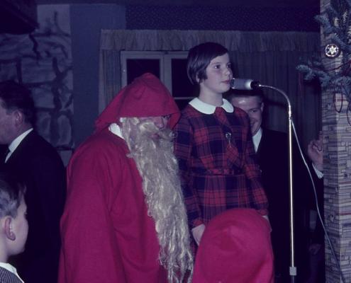 Weihnachtsfeier: Esther Liebing, 20.12.