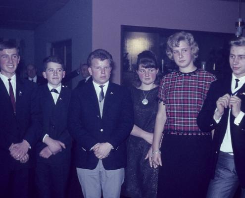 Weihnachten: Jugendabteilung (Manfred Richter, Bernd Rothermund, Fred Lehmann, Christiane Scholle/Bresser, Sabine Trippens & Klaus Großpietsch)
