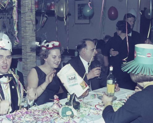 Silvester 64/65 (Klaus Braschoß, Erika Liesecke, Klaus Liesecke)