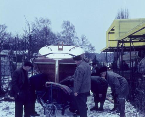 R841 Transport zur Wassersportausstellung