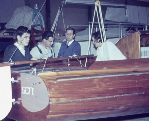 Wassersportausstellung (Hans-Joachim Kunze, Werner Kunze, Dietrich Balzer & Maria Kunze)