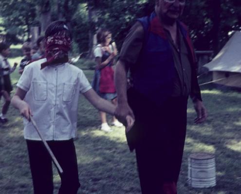 Kinderfest: Esther Liebing & Erich Karge