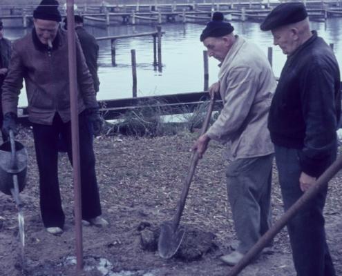 """Vereinsarbeit: """"Die Alten"""" (Herbert Berlin, Robert Winkelmann & Paul Schlenger)"""