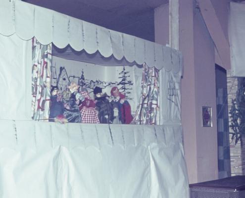Weihnachten: Kaspertheater