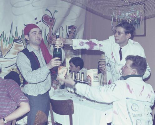 Kostümfest (??, Horst Ketterling, Wolfgang Lehmberg, Fred Lehmann)