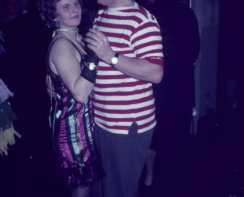 Kostümfest (Werner Kunze & Hilde Liebing)