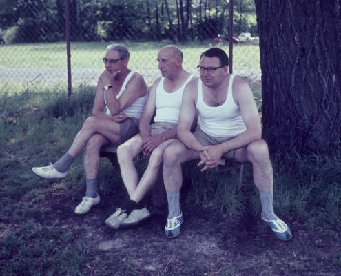 Bernhard Nölte, Paul Schlenger & Roderich Krey