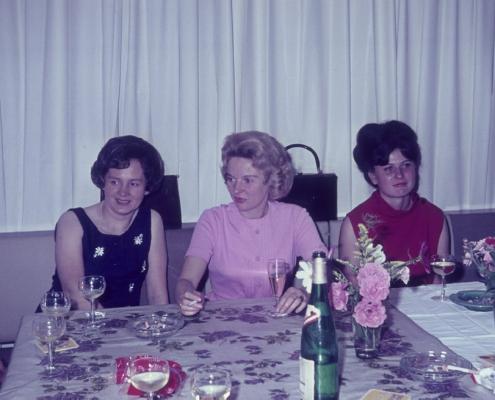 Sommerfest: Ilse Küchlin, Ursula Freitag & Veronika Nerlich