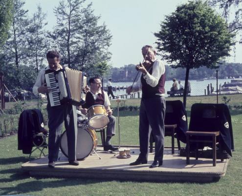 Pfingsten: Frühkonzert (Gerhard Schäfer, Roderich Krey & Herbert Berlin)