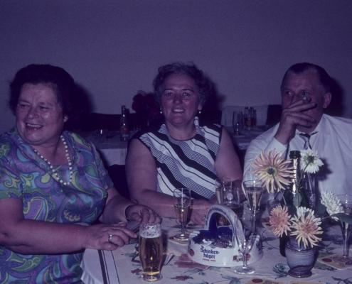 Frau Borisch, Frau & Herr Strozinski
