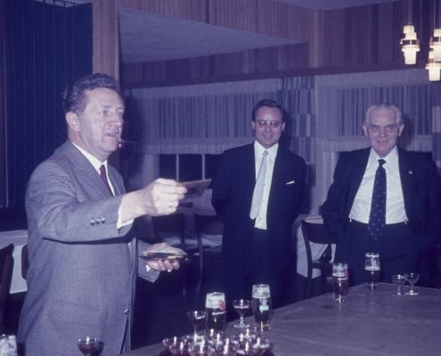 Bußtag Herrenfahrt: Gerhard Schäfer, Wilhelm Gabriel & Sohn