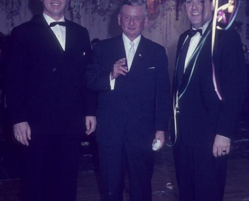 Werner Kunze, Erwin Uhse & Klaus Braschoß