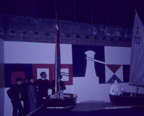 Wassersportausstellung am Funkturm