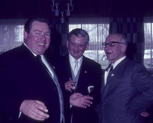 Horst Küchlin, Erwin Uhse & Fritz Zwerg