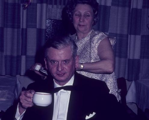 Silvester: Erwin & Ilse Uhse