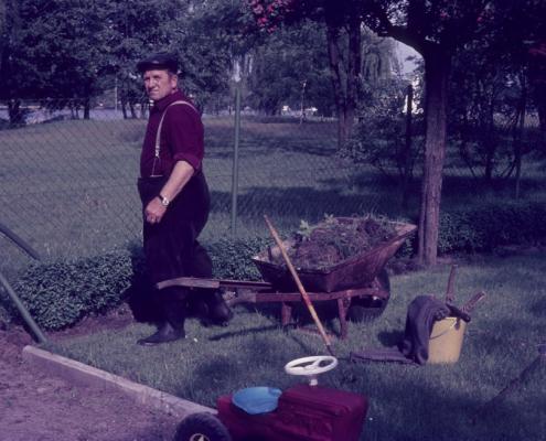 Unser Gärtner, Kam. Schleicher