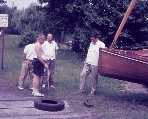 Wilhelm Schindler, Kam. Melzer & Jürgen Barth