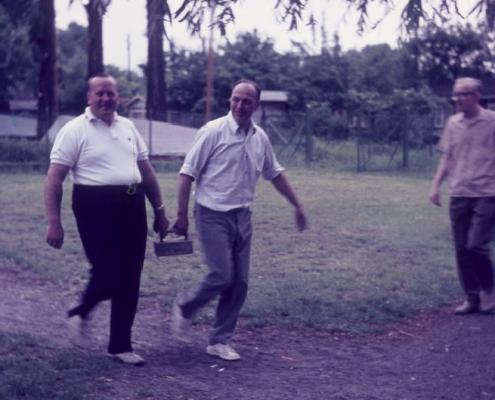 Horst Lechner & Rudi Holle