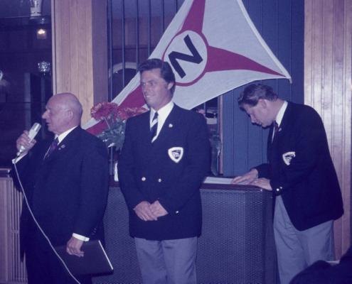 50 Jahre SCN: Begrüßungsabend mit Werner Kunze & Gerhard Virgils